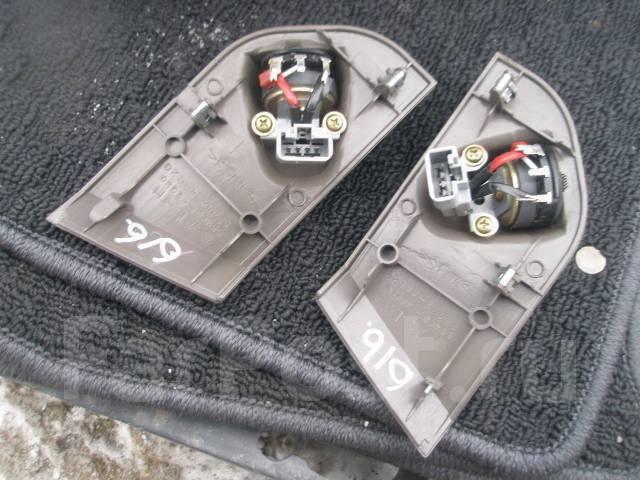Динамик. Toyota Harrier, MCU15 Двигатель 1MZFE