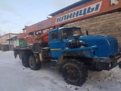 Клинцы КС-55713-3К. Урал, 11 150 куб. см., 25 000 кг., 28 м.