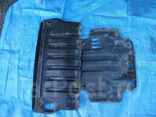 Защита двигателя железная. Mitsubishi Pajero Двигатель 4M40
