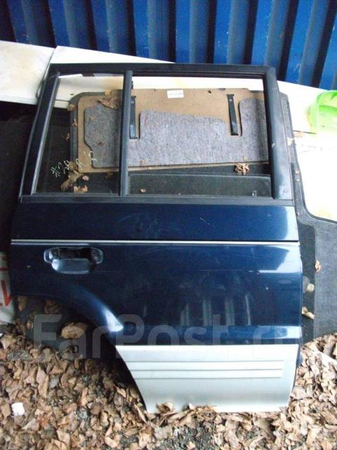 Дверь боковая. Mitsubishi Pajero, V46W, V46V, V46WG