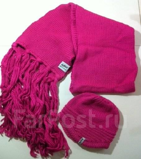 Шапка и шарф. 55, 56