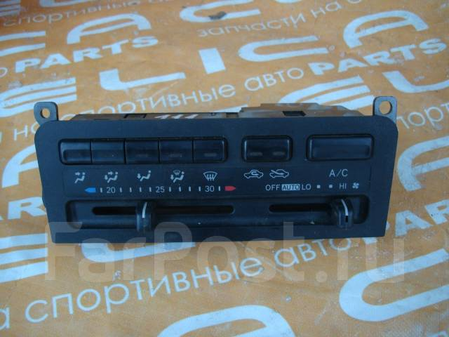 Блок управления климат-контролем. Toyota Corolla Levin, AE110, AE111