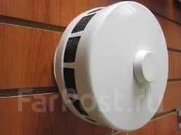 Альпийская форточка (приточный клапан КИВ-125)
