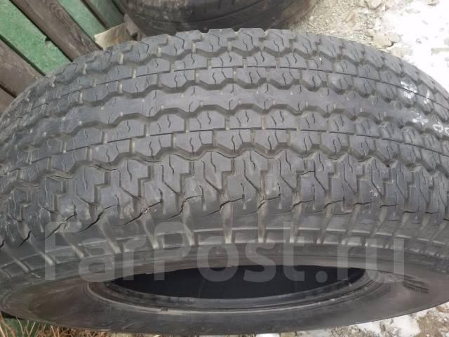 Dunlop Grandtrek. Всесезонные, 2006 год, износ: 5%, 1 шт