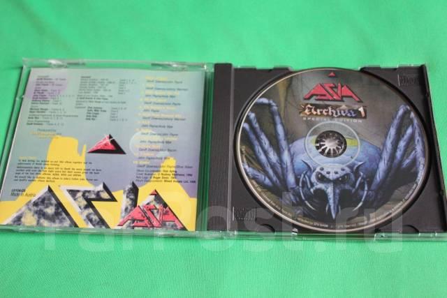 CD - Музыкальный компакт-диск.