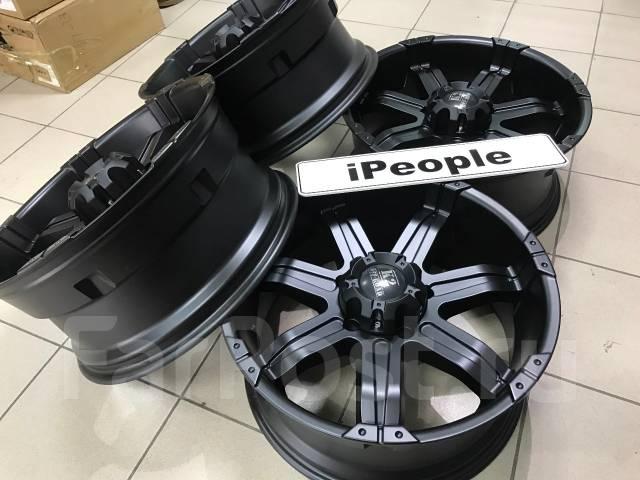 Off-Road-Wheels. 9.0x20, 5x150.00, ET0, ЦО 110,0мм.