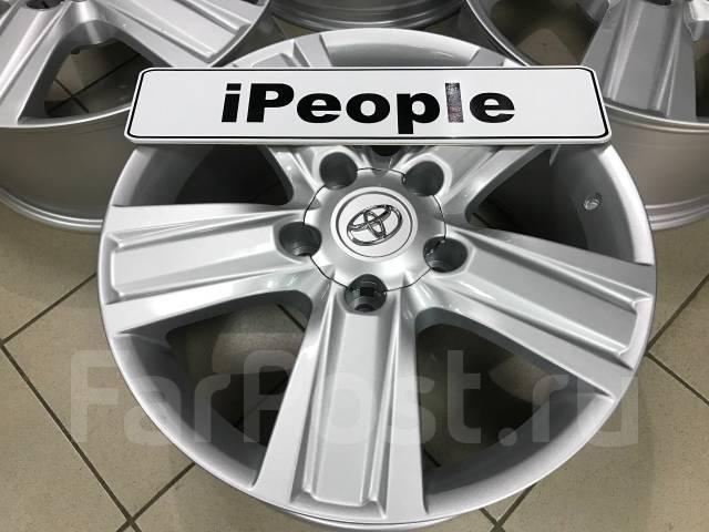 Toyota. 8.5x20, 5x150.00, ET45, ЦО 110,0мм.