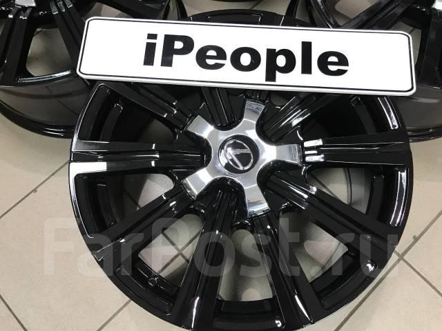 Lexus. 8.0x18, 5x150.00, ET47, ЦО 110,1мм.