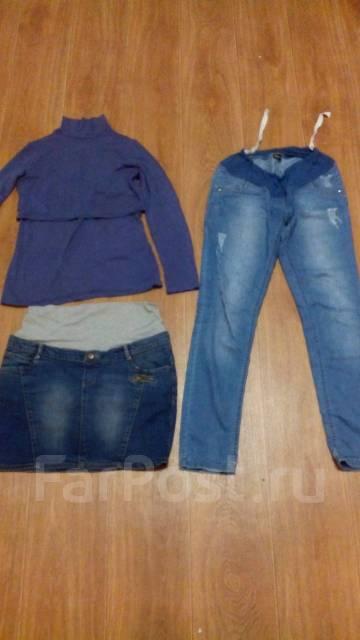 Брюки, джинсы, шорты. 46, 48