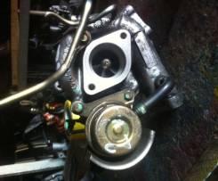 Турбина. Nissan Almera, N16E, N16 Двигатели: K9K, YD22DDT, QG18DE, QG15DE