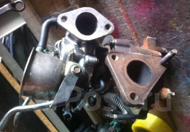 Турбина. Nissan Almera Двигатель YD22DDT