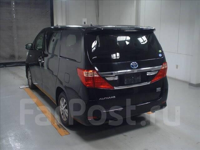 Toyota Alphard. автомат, 4wd, 2.4 (150 л.с.), бензин, б/п. Под заказ