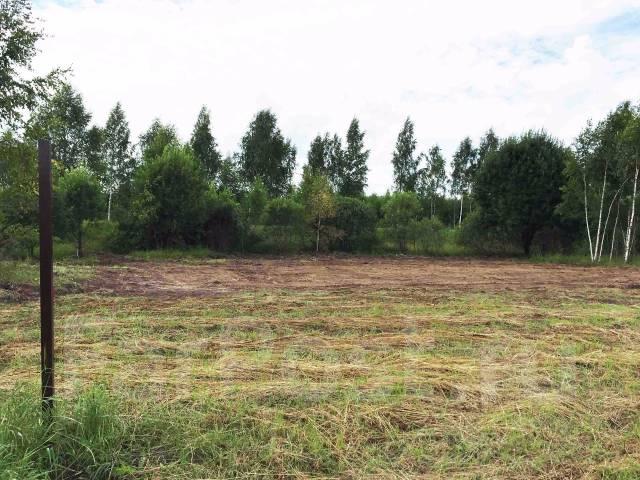 Продается земельный участок. Сергиево-Посадский район, д. Торгашино. 1 000 кв.м., собственность, электричество, от агентства недвижимости (посредник)