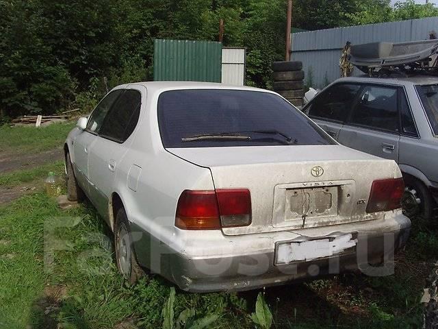 Стекло заднее. Toyota Vista, CV40, CV43 Toyota Camry, CV43, CV40 Двигатель 3CT