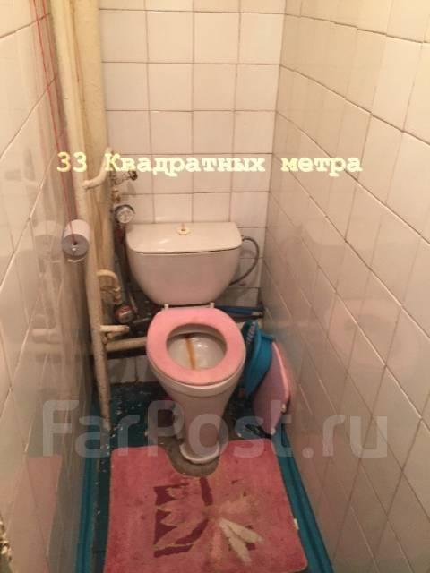 2-комнатная, улица Луговая 62. Баляева, агентство, 41 кв.м. Сан. узел