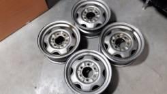 Nissan. 6.0x15, 6x139.70, ET28, ЦО 108,1мм.