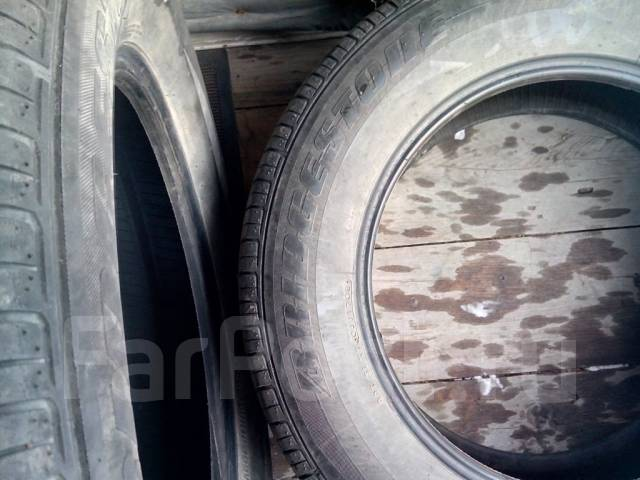 Bridgestone Dueler. Всесезонные, 2008 год, износ: 40%, 1 шт
