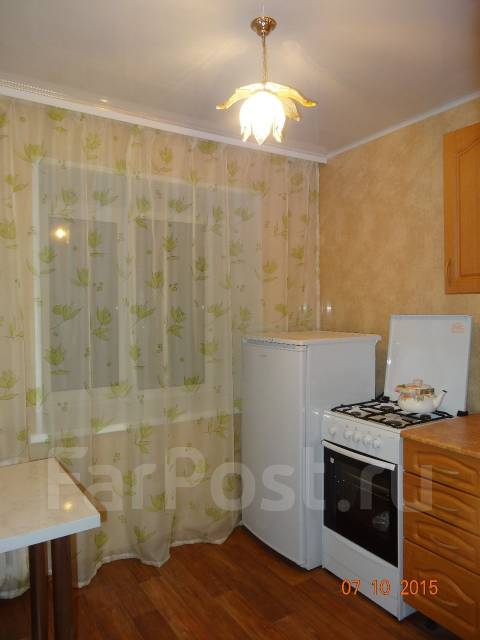 2-комнатная, проспект Октябрьский 34. центральный, частное лицо, 43 кв.м.