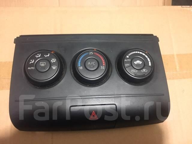 Блок управления климат-контролем. Nissan Wingroad, PM12, RM12, NY12, JY12, Y12, 12 Двигатели: MR18DE, HR15DE