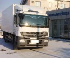 Mercedes-Benz Actros. 2541L Изотермический фургон, 11 945 куб. см., 15 100 кг.
