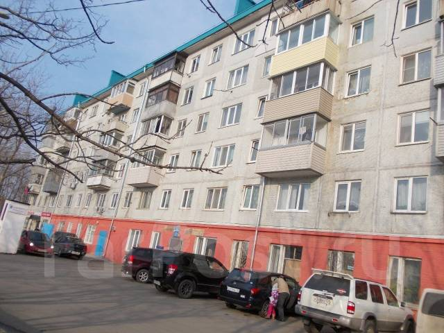 2-комнатная, улица Тухачевского 24. БАМ, проверенное агентство, 44 кв.м. Дом снаружи