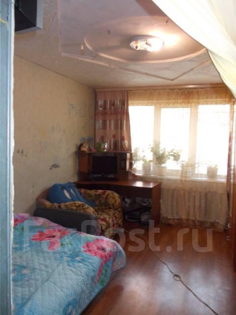 2-комнатная, улица Тухачевского 24. БАМ, проверенное агентство, 44 кв.м. Интерьер