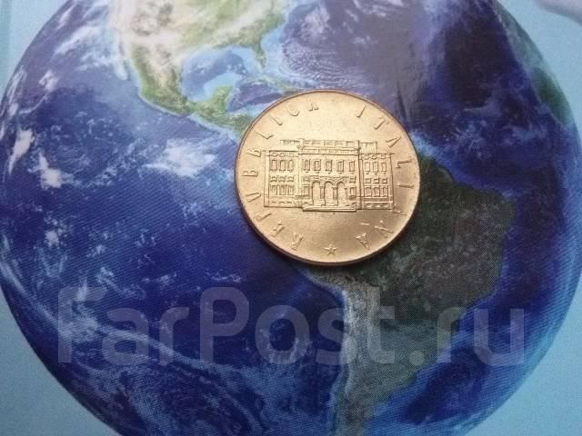 Италия 200 лир 1981 фао. Международный ДЕНЬ Продовольствия