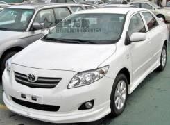 Обвес кузова аэродинамический. Toyota Corolla, NDE150, ZZE150, NRE150, ADE150, ZRE151, ZRE152