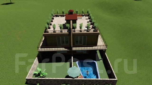 Таун-Хаус в центре Сочи. Пионерская, р-н Центр, площадь дома 80 кв.м., централизованный водопровод, отопление газ, от агентства недвижимости (посредн...