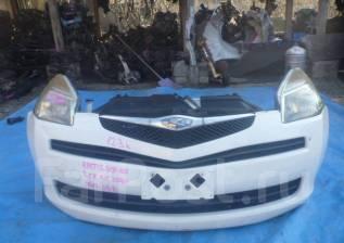 Ноускат. Toyota Ractis, SCP100 Двигатель 2SZFE