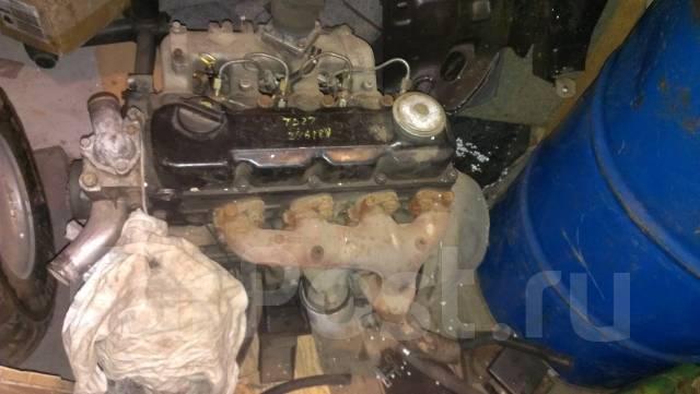 Двигатель. Nissan Atlas