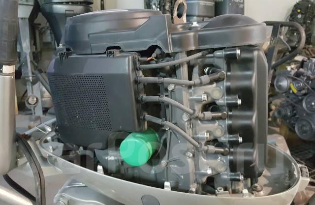 Honda. 40,00л.с., 4х тактный, бензин, нога S (381 мм), Год: 2007 год
