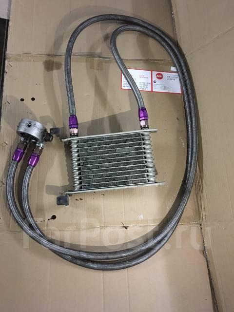Радиатор масляный. Mazda Mitsubishi Honda