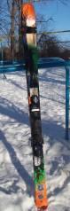Лыжи горные. 185,00см., горные лыжи, фрирайд (freeride)