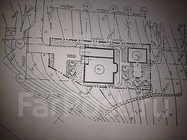 Дом 359 кв. м и земельный участок 18 соток на Мусорского (Седанка). Улица Мусоргского 33в, р-н Чайка, площадь дома 359 кв.м., централизованный водопр...