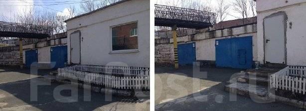 Производственный комплекс. База на Днепровской. Улица Днепровская 21, р-н Столетие, 6 853 кв.м.