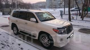 Аренда авто на свадьбу ( жемчужно-белый Land Cruiser 200)