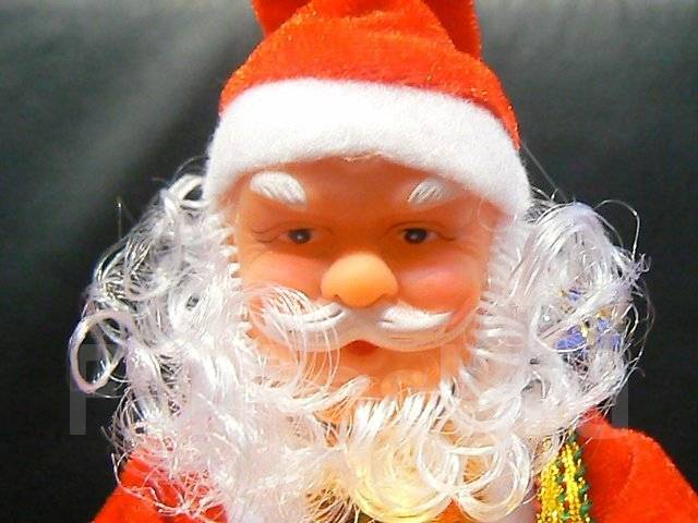 Дед мороз на позитиве!