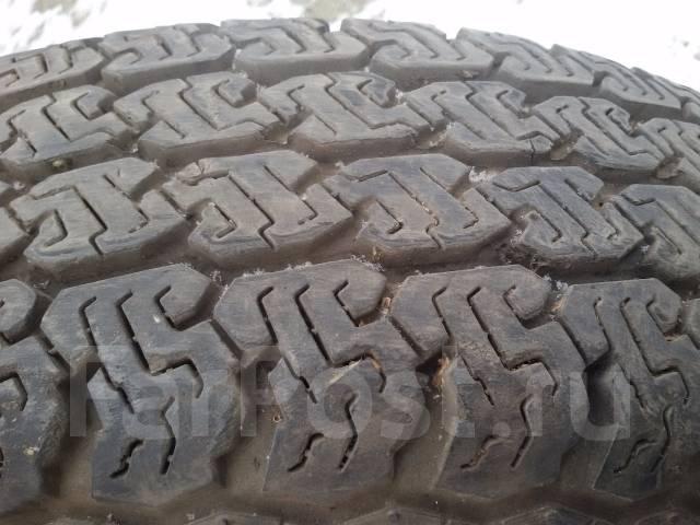 Bridgestone R168. Летние, 2009 год, износ: 5%, 1 шт