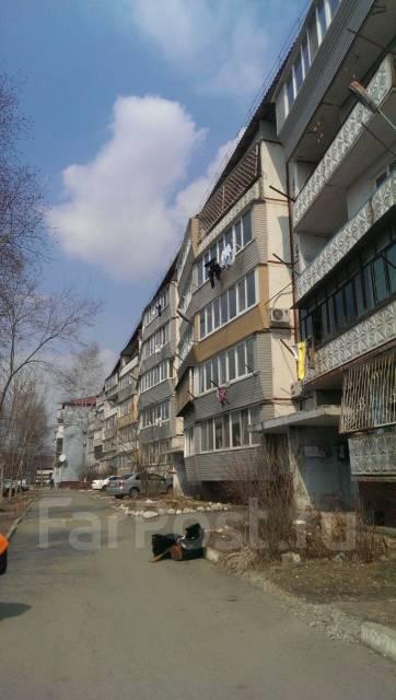 1-комнатная, улица Чапаева 2. Углеразведка , агентство, 35 кв.м. Дом снаружи