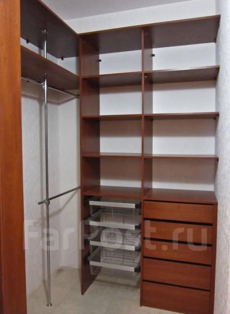 Изготовление Гардеробных шкафов