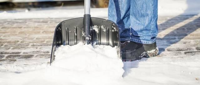 Уборка снега и льда. Качественно! Быстро! Недорого!