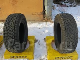 Bridgestone Blizzak DM-Z3. Зимние, без шипов, 2010 год, 20%, 2 шт