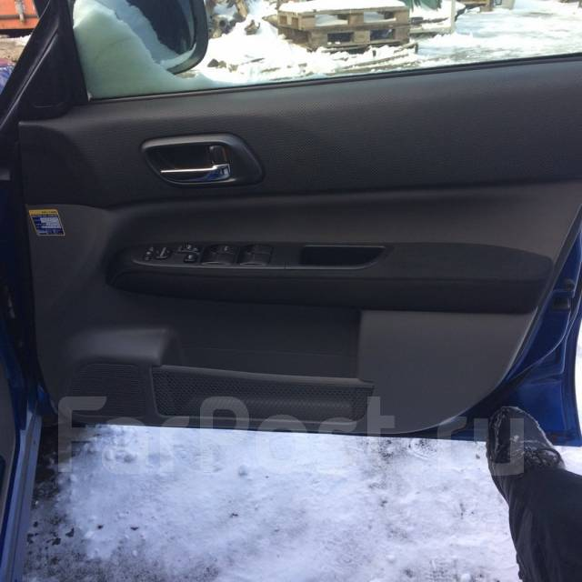 Дверь боковая. Subaru Forester, SG5, SG9, SG, SG69, SG9L Двигатели: EJ20, EJ201, EJ202, EJ203, EJ204, EJ205, EJ25, EJ255