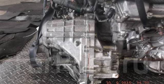 Автоматическая коробка переключения передач. Toyota Estima, MCR30 Двигатель 1MZFE
