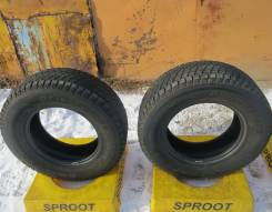 Bridgestone Blizzak DM-Z3. Зимние, без шипов, износ: 30%, 2 шт