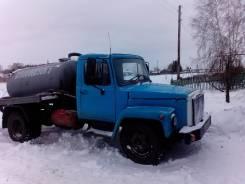 ГАЗ 3307. Ассенизаторская машина, 2 000 куб. см.