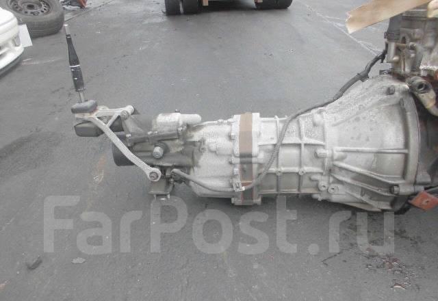 Механическая коробка переключения передач. Toyota Mark II, GX100 Двигатель 1GFE
