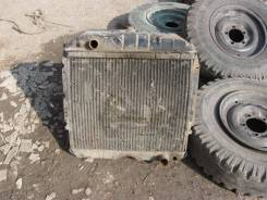 Радиатор охлаждения двигателя. УАЗ Буханка, 2206