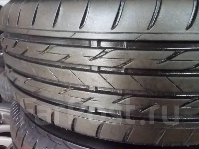 Bridgestone Nextry Ecopia. Летние, 2016 год, износ: 5%, 2 шт